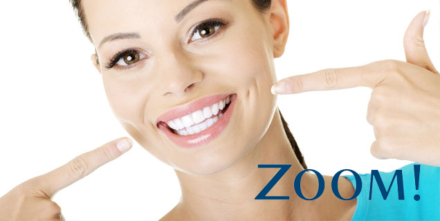 Zoom! Teeth Whitening Special